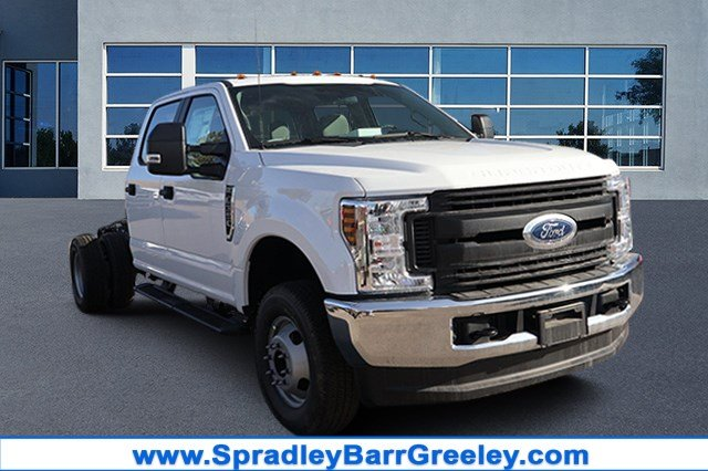 2019 Ford F-350 Crew Cab DRW 4x4, Cab Chassis #FKEG74290 - photo 1