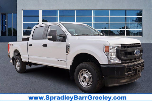 2020 Ford F-350 Crew Cab 4x4, Pickup #FLED78703 - photo 1