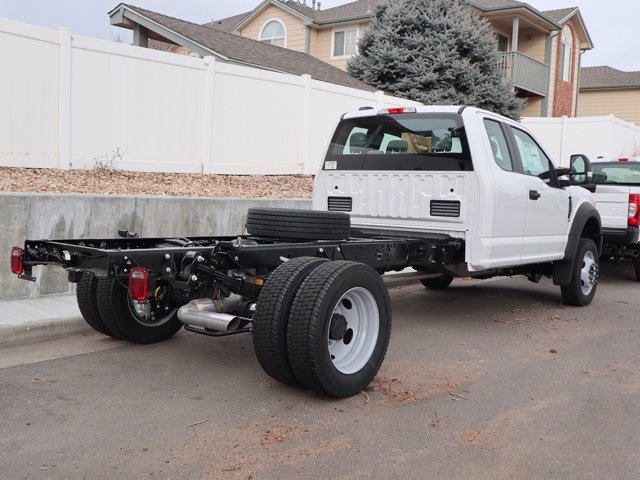 2020 Ford F-550 Super Cab DRW 4x4, Cab Chassis #FLEE87309 - photo 1