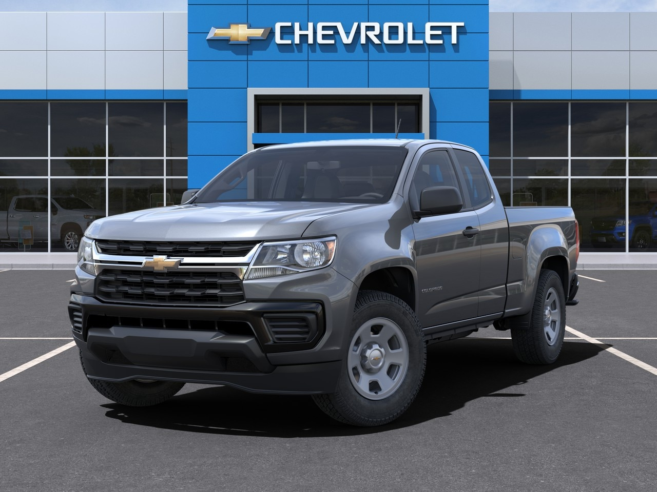 2021 Chevrolet Colorado Extended Cab 4x2, Pickup #M1193360 - photo 5