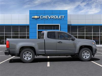 2021 Chevrolet Colorado Extended Cab 4x2, Pickup #M1193360 - photo 4