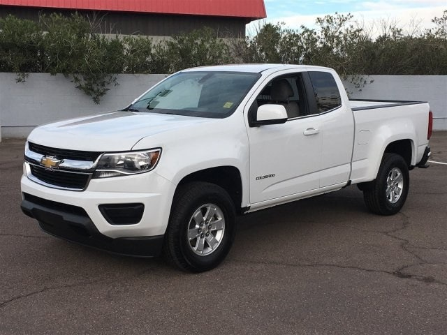 2019 Colorado Extended Cab 4x2,  Pickup #C6460A - photo 1