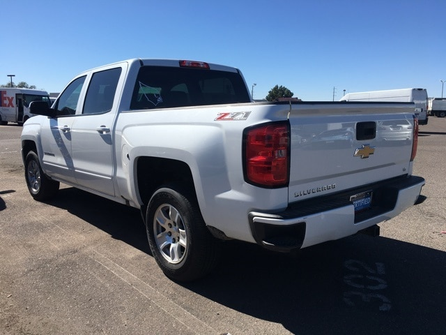 2016 Silverado 1500 Crew Cab 4x4,  Pickup #C6467 - photo 2