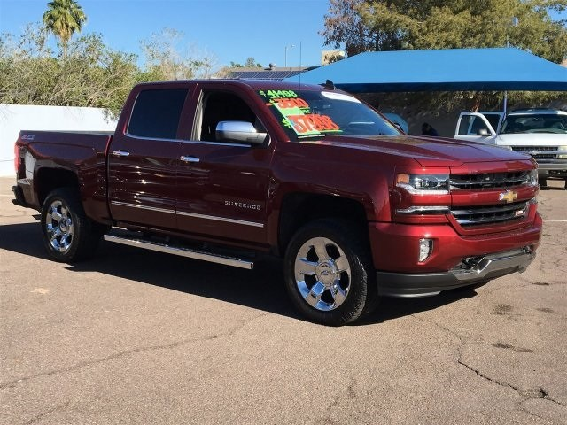 2016 Silverado 1500 Crew Cab 4x4,  Pickup #C6576 - photo 1