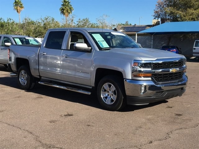 2017 Silverado 1500 Crew Cab 4x2,  Pickup #C6658 - photo 1