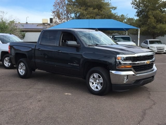 2017 Silverado 1500 Crew Cab 4x2,  Pickup #C6669 - photo 1