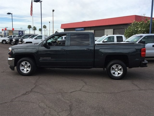 2017 Silverado 1500 Crew Cab 4x2,  Pickup #C6669 - photo 5