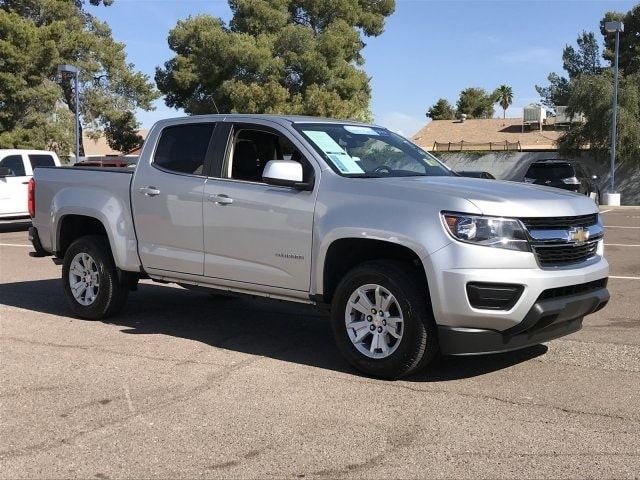 2018 Colorado Crew Cab 4x2,  Pickup #C6744 - photo 1