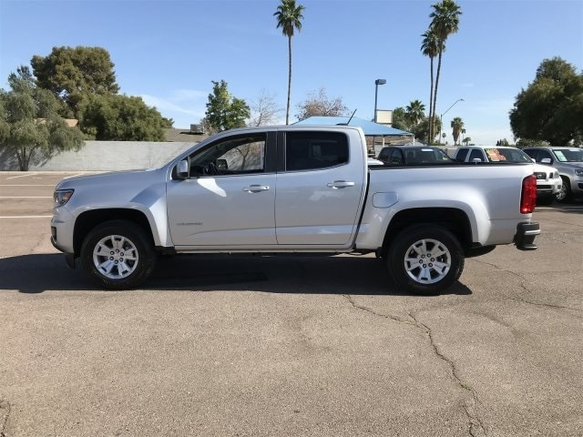 2018 Colorado Crew Cab 4x2,  Pickup #C6744 - photo 5