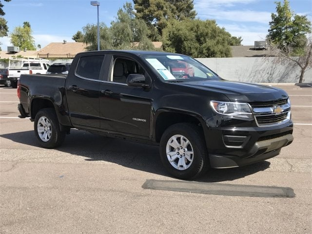 2019 Colorado Crew Cab 4x2,  Pickup #C6746 - photo 1
