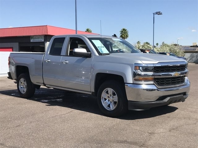 2019 Silverado 1500 Double Cab 4x2,  Pickup #C6785 - photo 1