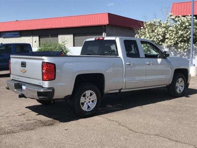 2019 Silverado 1500 Double Cab 4x2,  Pickup #C6785 - photo 2