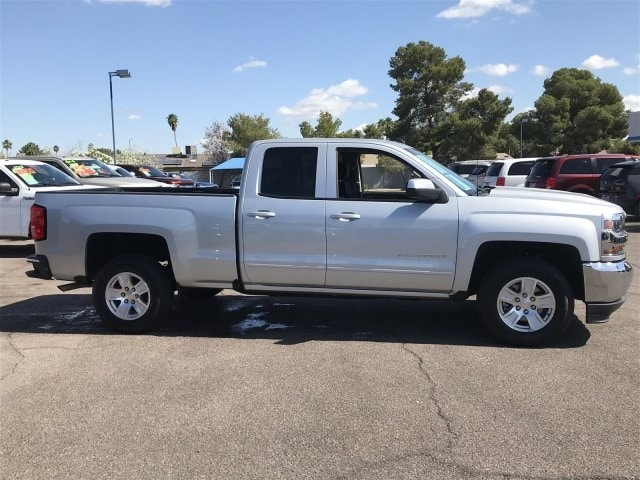 2019 Silverado 1500 Double Cab 4x2,  Pickup #C6785 - photo 4