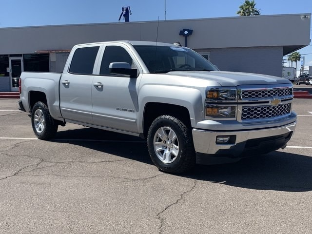 2015 Silverado 1500 Crew Cab 4x2,  Pickup #C6812 - photo 1