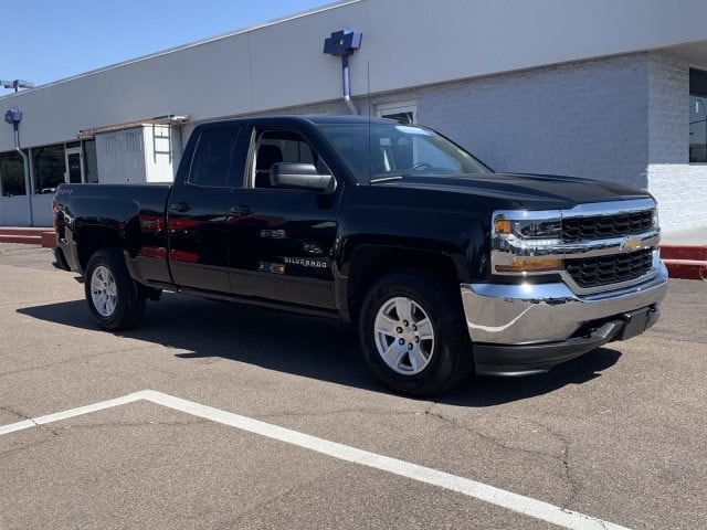 2018 Silverado 1500 Double Cab 4x4,  Pickup #C6902 - photo 1