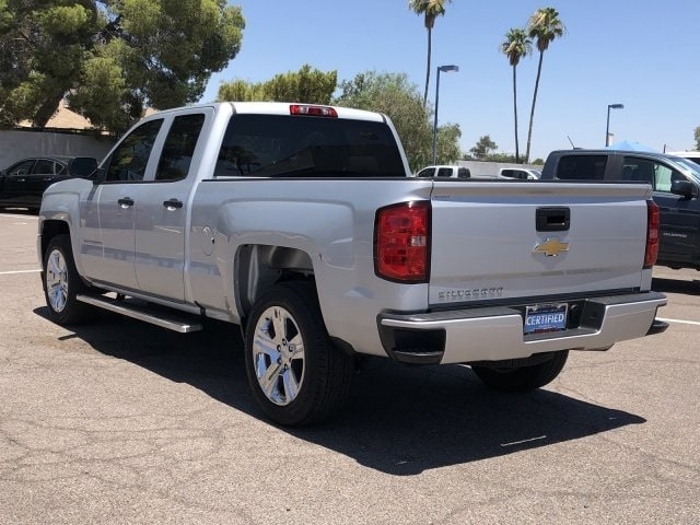 2016 Silverado 1500 Double Cab 4x2,  Pickup #C6910 - photo 1