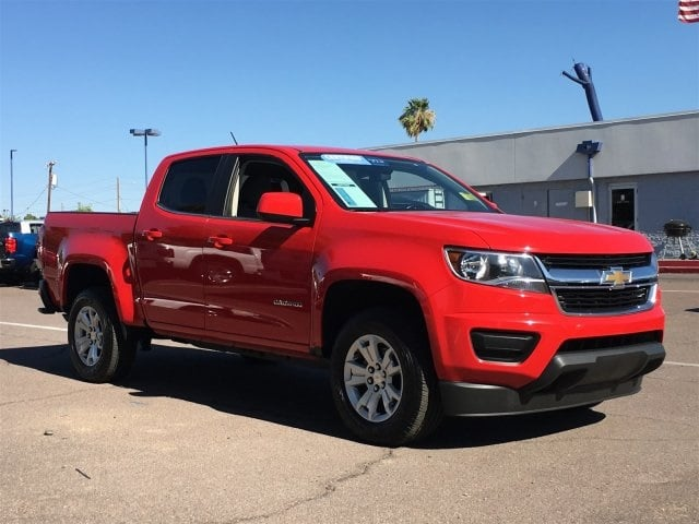 2019 Colorado Crew Cab 4x2,  Pickup #C6939 - photo 1