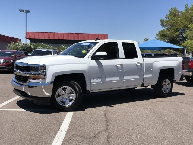 2019 Silverado 1500 Double Cab 4x2,  Pickup #C6956 - photo 1