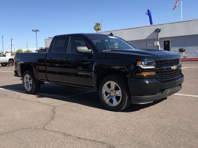 2018 Silverado 1500 Double Cab 4x2,  Pickup #C6963 - photo 1