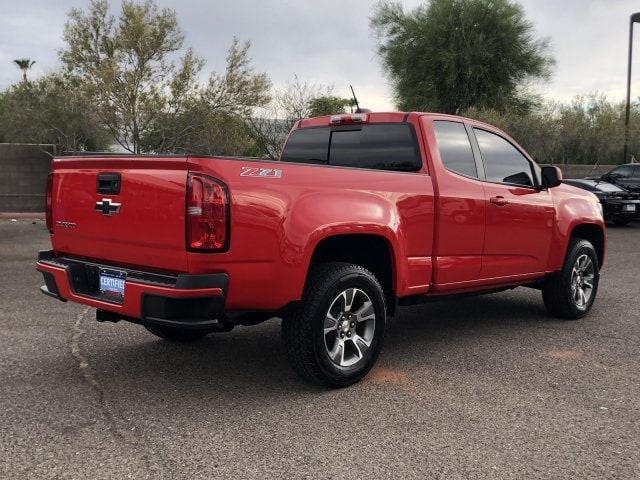 2015 Colorado Extended Cab 4x2,  Pickup #C6985 - photo 1