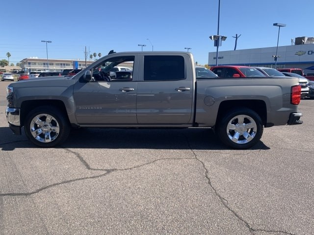 2017 Silverado 1500 Crew Cab 4x2, Pickup #C7569 - photo 6