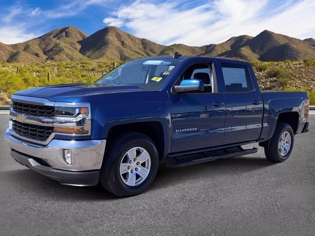 2017 Chevrolet Silverado 1500 Crew Cab RWD, Pickup #C7708 - photo 1