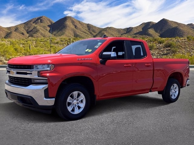 2020 Chevrolet Silverado 1500 Double Cab 4x2, Pickup #C7727 - photo 1
