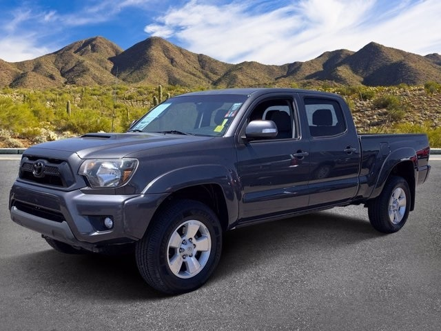 2012 Toyota Tacoma Double Cab RWD, Pickup #C7742B - photo 1
