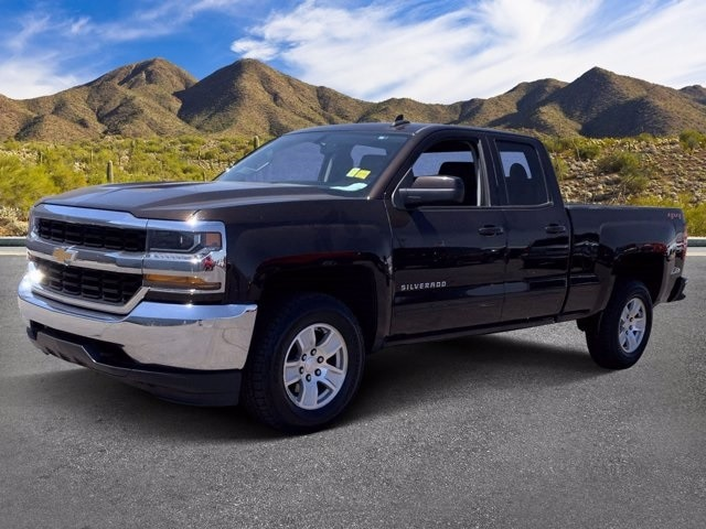 2019 Chevrolet Silverado 1500 Double Cab 4x4, Pickup #C7764 - photo 1