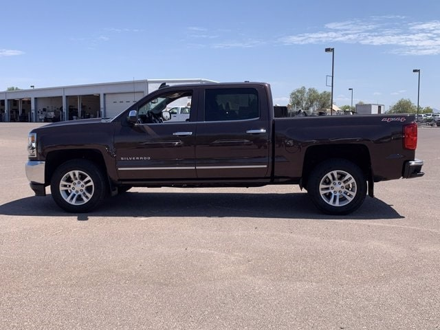 2016 Chevrolet Silverado 1500 Crew Cab 4x4, Pickup #C7781 - photo 7