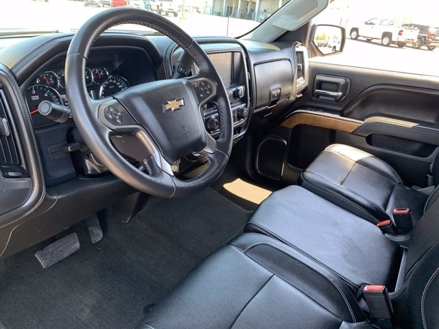 2016 Chevrolet Silverado 1500 Crew Cab 4x4, Pickup #C7781 - photo 17