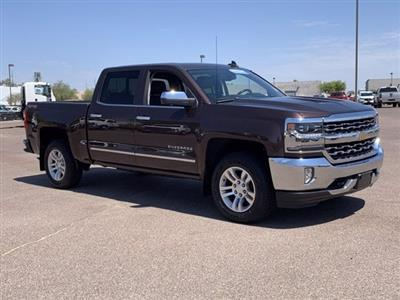 2016 Chevrolet Silverado 1500 Crew Cab 4x4, Pickup #C7781 - photo 3