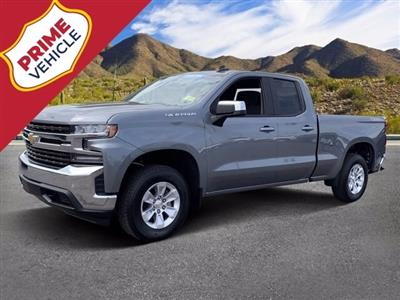 2020 Chevrolet Silverado 1500 Double Cab 4x4, Pickup #C7849 - photo 1