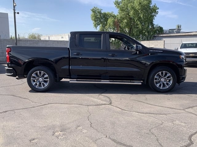 2019 Chevrolet Silverado 1500 Crew Cab RWD, Pickup #C7897 - photo 8