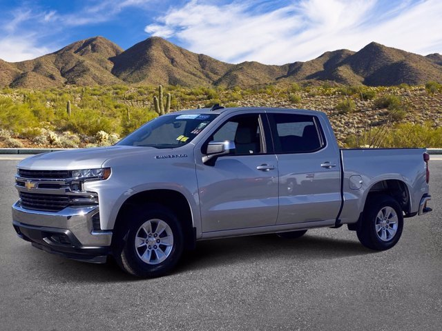 2020 Chevrolet Silverado 1500 Crew Cab 4x2, Pickup #CC8031 - photo 1
