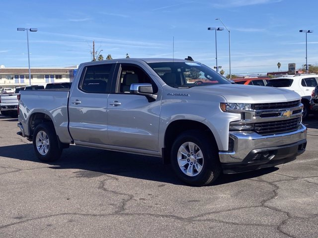 2020 Chevrolet Silverado 1500 Crew Cab 4x2, Pickup #CC8031 - photo 9