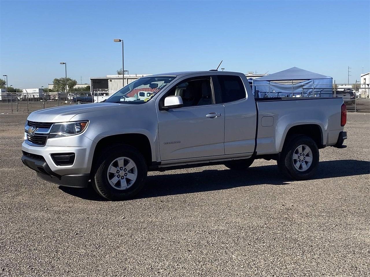 2019 Chevrolet Colorado Extended Cab 4x2, Pickup #CC8241 - photo 3