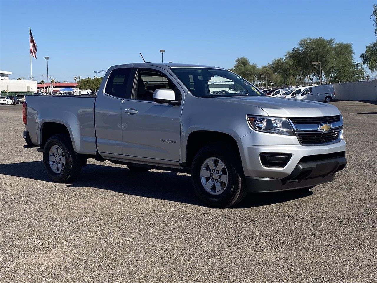 2019 Chevrolet Colorado Extended Cab 4x2, Pickup #CC8241 - photo 4