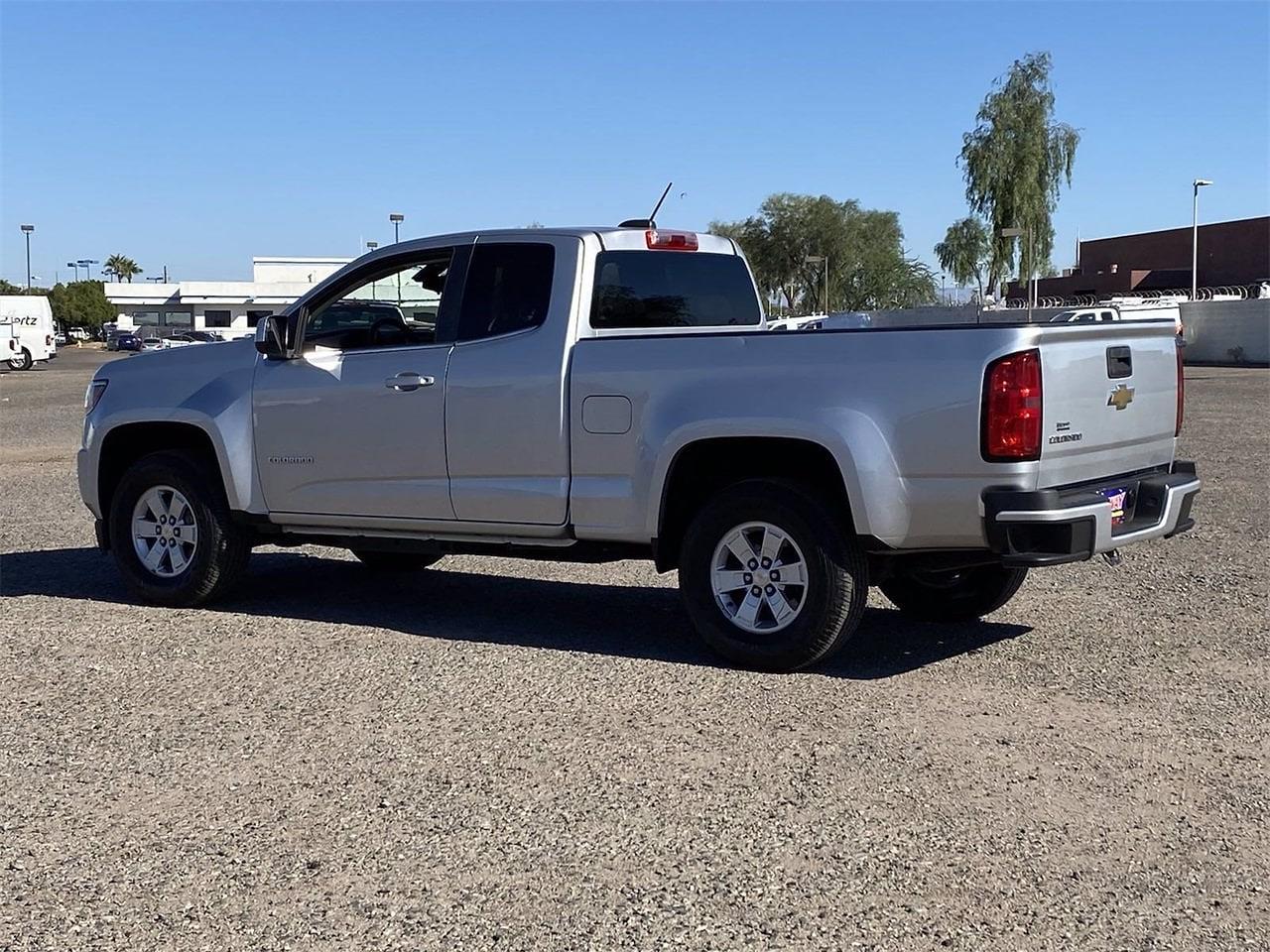 2019 Chevrolet Colorado Extended Cab 4x2, Pickup #CC8241 - photo 6