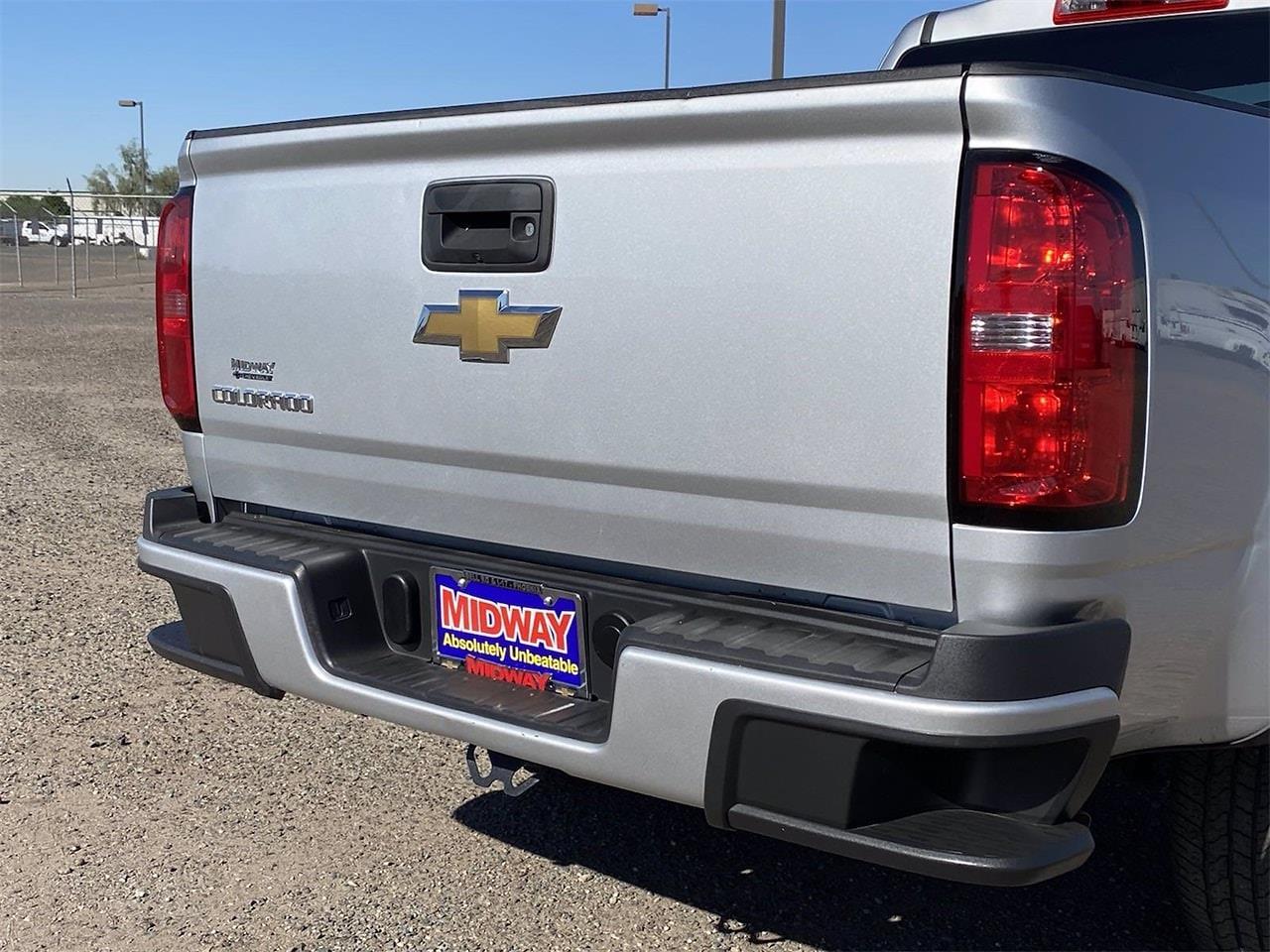 2019 Chevrolet Colorado Extended Cab 4x2, Pickup #CC8241 - photo 7