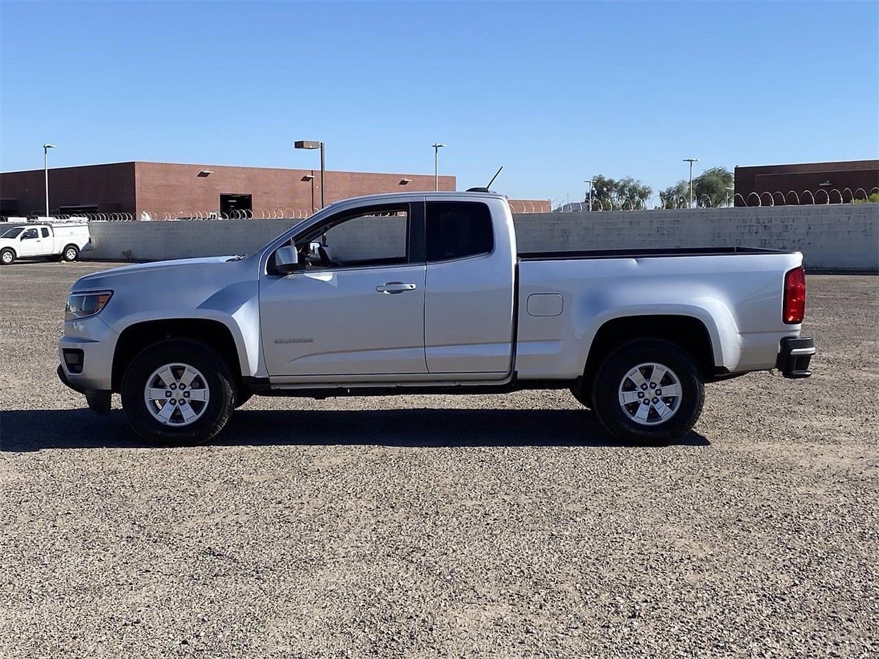 2019 Chevrolet Colorado Extended Cab 4x2, Pickup #CC8241 - photo 8
