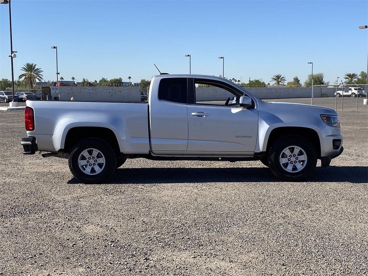 2019 Chevrolet Colorado Extended Cab 4x2, Pickup #CC8241 - photo 9