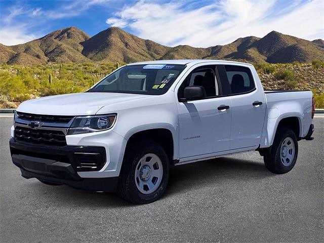 2021 Chevrolet Colorado Crew Cab 4x2, Pickup #CC8247 - photo 1