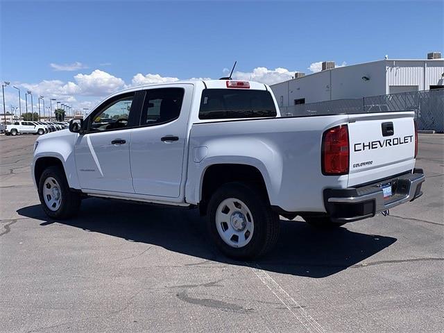2021 Chevrolet Colorado Crew Cab 4x2, Pickup #CC8247 - photo 2