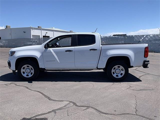 2021 Chevrolet Colorado Crew Cab 4x2, Pickup #CC8247 - photo 8