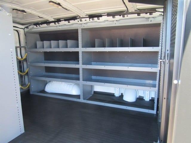 2018 Express 2500 4x2,  Masterack General Service Upfitted Cargo Van #J1191387 - photo 12