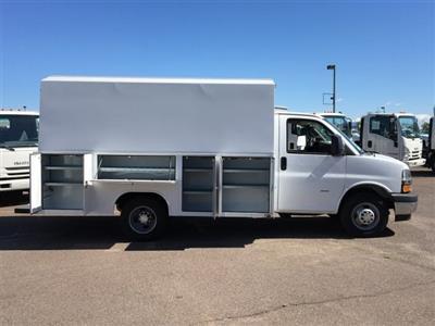 2018 Express 3500 4x2,  Harbor WorkMaster Service Utility Van #J1321359 - photo 6