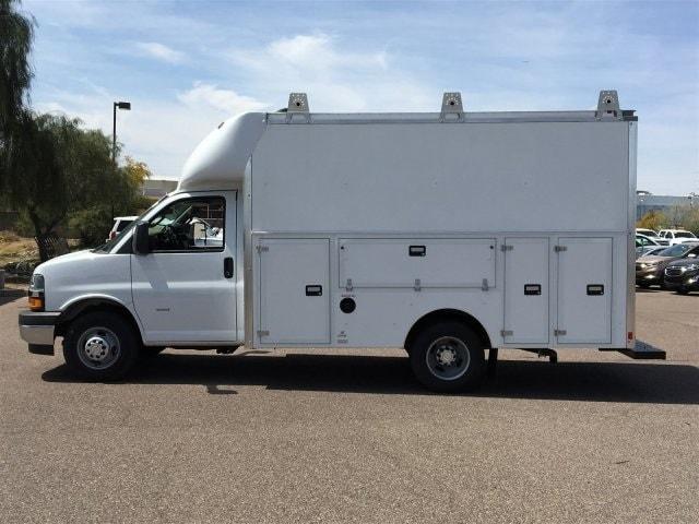 2018 Express 3500 4x2,  Supreme Spartan Service Utility Van #J1332984 - photo 7