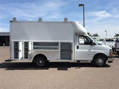 2018 Express 3500 4x2,  Supreme Spartan Service Utility Van #J1332984 - photo 5