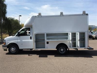 2018 Express 3500 4x2,  Supreme Spartan Service Utility Van #J1332984 - photo 8